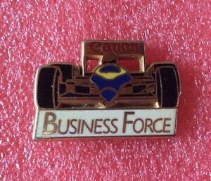 Pins-Voiture-F1-Formule-CANON-BUSINESS-FORCE-par-DRAGO