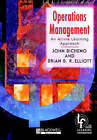 Operations Management: An Active Learning Approach by Bryan B. R. Elliott, John Bicheno (Paperback, 1997)