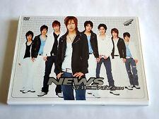 NEWS NIPPON 0304 JAPAN EDITION DVD 2004 Tomohisa Yamashita Tegomass Johnnys