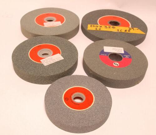 SC,NK. 175 /& 200mm Schleifstein Schleifscheibe  125 Schleifbock Auswahl 150