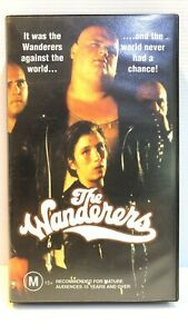The-Wanderers-VHS-Tape-Free-AusPost