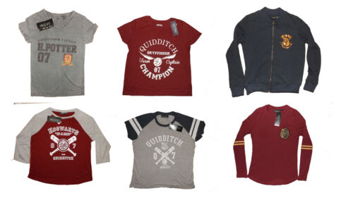 Primark Harry Potter Quidditch tops or jacket BNWT all sizes free UK postage