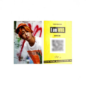 Stray-Kids-2nd-mini-album-I-am-WHO-Official-QR-Photocard-BEHIND-ver-HAN