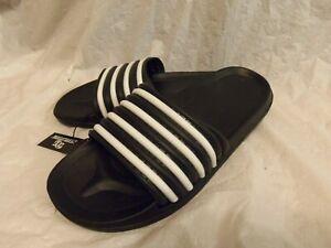 OT Revolution Mens Must Haves Black Slide Sandals Size 8,9