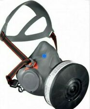 Scott Aviva 40mm Half Mask Respirator Size L Pf10 P3 R Filter Bio Gas Protection