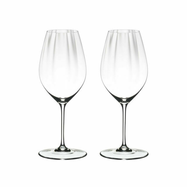 Riedel Performance Riesling Glasses Set Of 2 For Sale Online Ebay