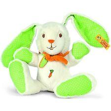 Steiff Hannes Bunny (White/Green)