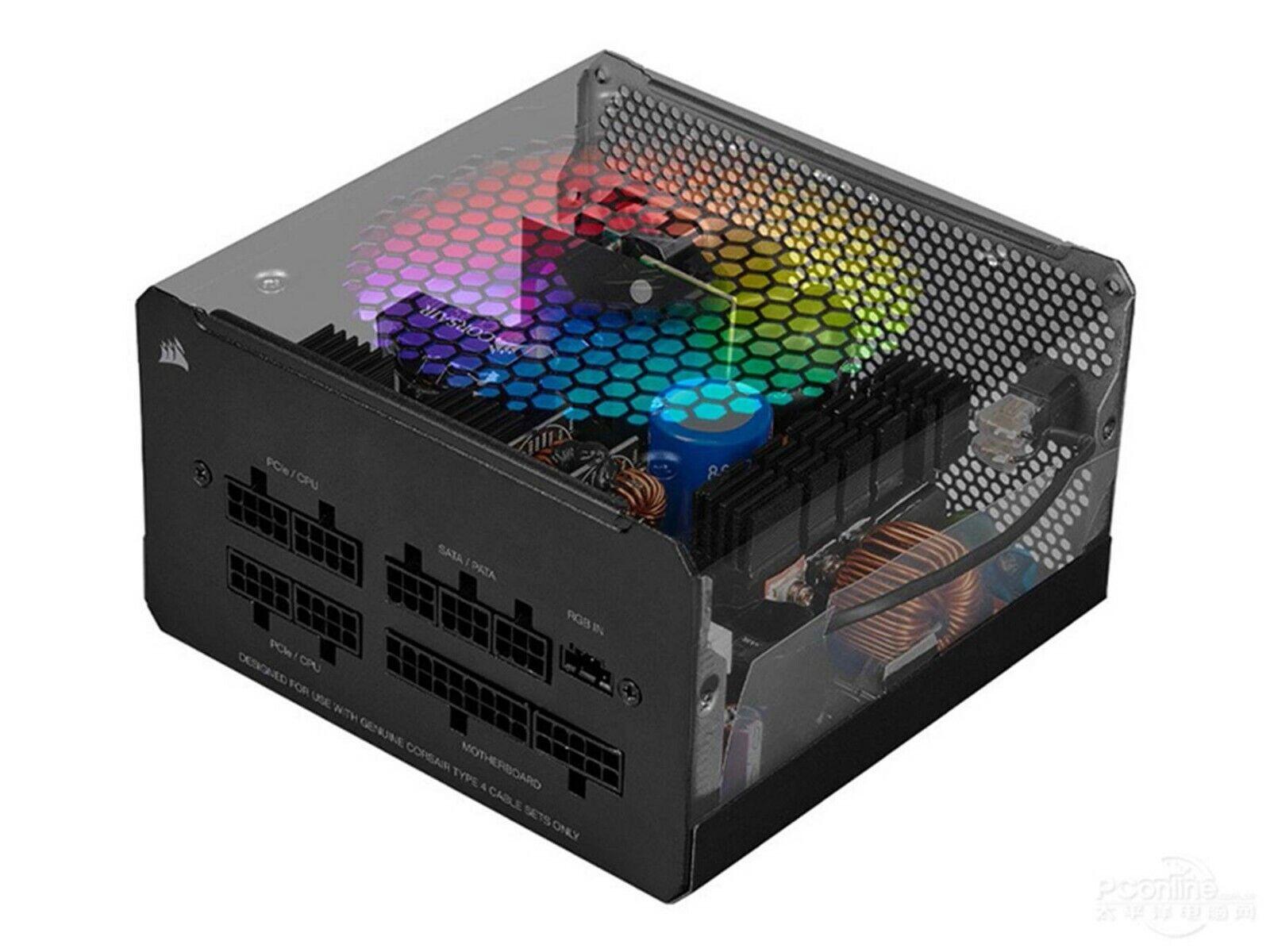 6+2pin PCI-E VGA Power Supply Cable for CORSAIR CX650F RGB and GPU 50cm