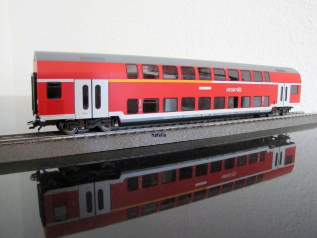 DB nuevo Märklin h0 de 29479 clase doble piso-carro 2