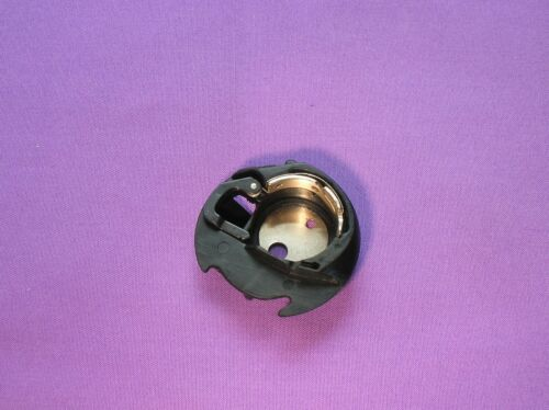 TOP LOADING DROP IN BOBBIN CASE FITS JANOME ELNA SEWING MACHINES #832517008