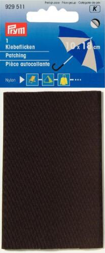 Prym Nylon Flicken  selbstklebend  braun 10x18cm  929511