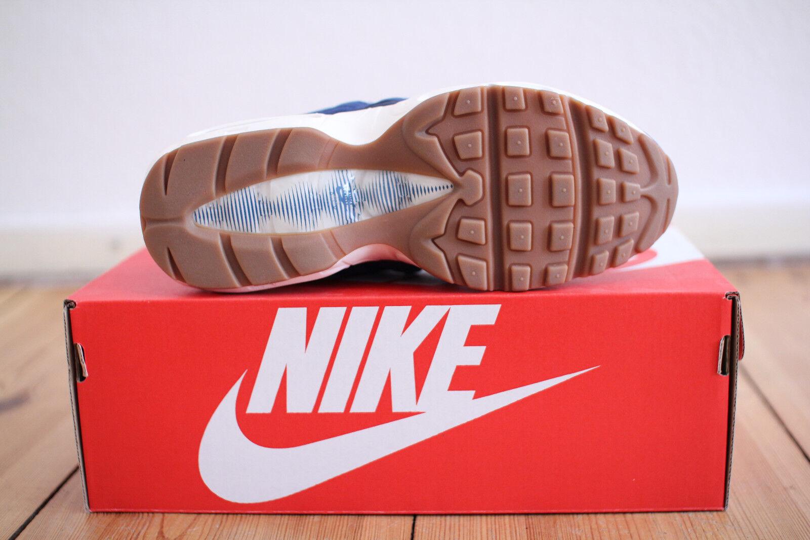 Nike Air Max Max Max 95 WMNS blue Gr. 36,37,38,39 NEU & OVP 8b9b23