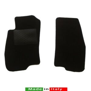 Tappeti Moquette FIAT GRANDE PUNTO dal 2005 Modello Originale con fix fissaggio