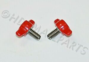 1//4-20 x 3//8 Thumb Screws with Tee//Wing Butterfly Thumb Screws 50