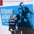 Forty Days 0636551984324 by Ronnie Hawkins CD