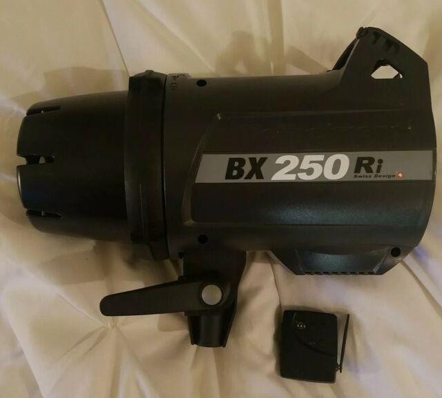 1//2722tel sec ELINCHROM BRX 250 schnell E20440 - Blitzkopf mit Skyport Funk