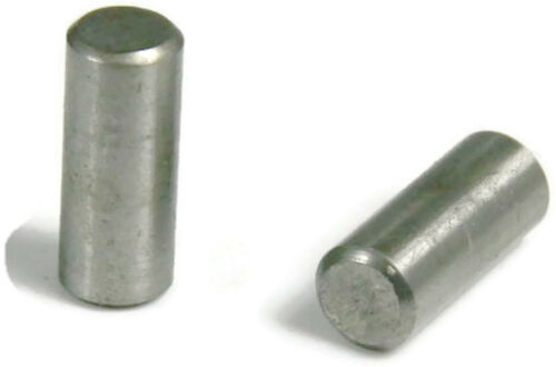Stainless Steel 18-8 Dowel Pin Rod Qty 100 1//8 x 3//8