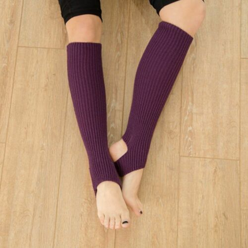 High Quality Dancer Leg Warmers 1 Pair Women/'s Dancing Knitted Socks