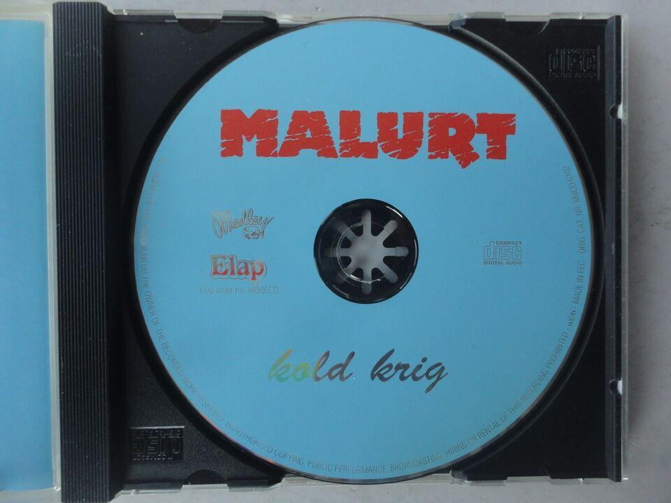 MALURT: Michael Falch, rock