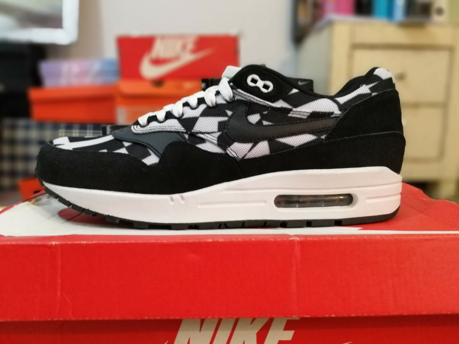 Nike Air Max 1 GPX shoes Size 9.5US 43EU New with box