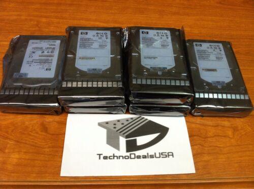 1 von 1 - HP QR477A 665750-001 M6625 300GB 6GB/s 15K RPM SAS SFF 6.3cm DP Festplatte