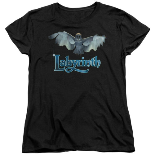 Labyrinth Movie Title Sequence Women/'s T-Shirt Tee