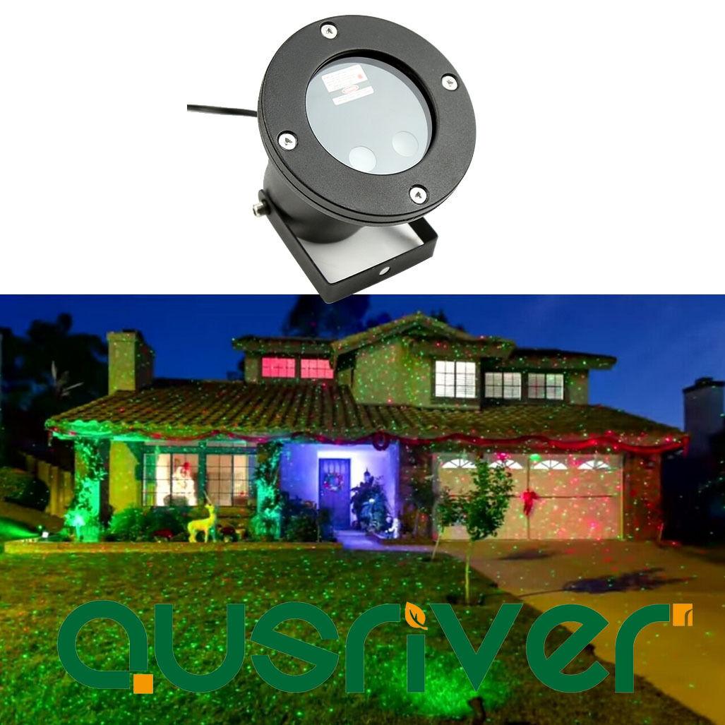 SALE  Waterproof Laser Projector Outdoor Wedding Stage Light Garden Party Club
