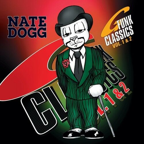Nate Dogg - G Funk Classics Volumes 1 & 2 [New Vinyl] Explicit