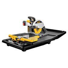 "DeWALT D24000 10"" Wet Tile Stone Slate Cutter Cutting Saw - 24"" Cut Capacity"