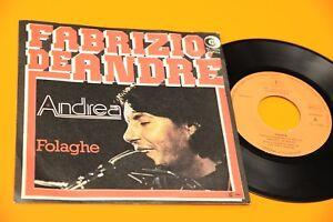 DE-ANDRE-7-034-ANDREA-ORIGINALE-YUGOSLAVIA-RARISSIMA-LABEL-EX