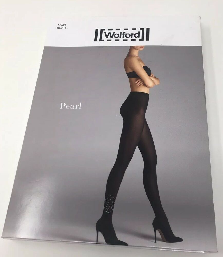 Wolford Pearl Collants Xs, M
