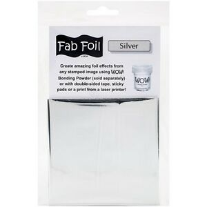 Wow Embossing Powder WOW! Fab Foil - 527620
