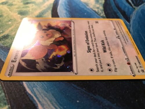 Darkness Ablaze Promo Eevee SWSH042 2020 Pokemon