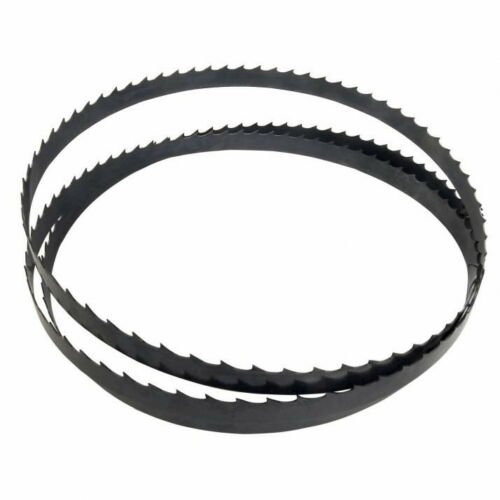 88 inch 2235mm x 1//4 inch 6mm x 10 TPI BANDSAW BLADE for Draper Electra Beckum