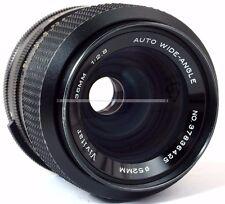 Vivitar AUTO WIDE-ANGLE Weitwinkel 2.8/35mm U M42 Prime Lens