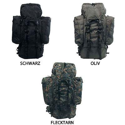 Mfh Zaino Borsone Militare Uomo Donna Campeggio Escursionismo Backpack Alpin110