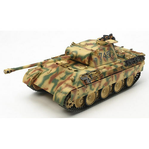 TAMIYA 35345 Panther Ausf.D Sd Kfz.171 Tank 1 35 Military Model Kit