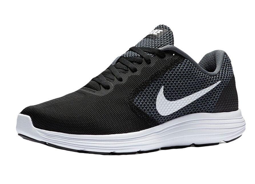 NIB - Nike Revolution 3 Men Running Sneakers Dark Grey