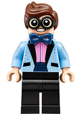 Lego The Batman Movie Dick Grayson Minifigure (only) Split from 70908 NEW