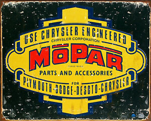 Mopar III - CANVAS OR PRINT WALL ART
