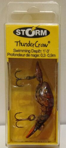 ThunderCraw Series STORM Low Prices Discontinued Models