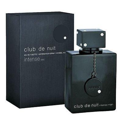 Armaf Club De Nuit Intense Man Mens Perfume Fragrance 105ml Eau de Toilette EDT