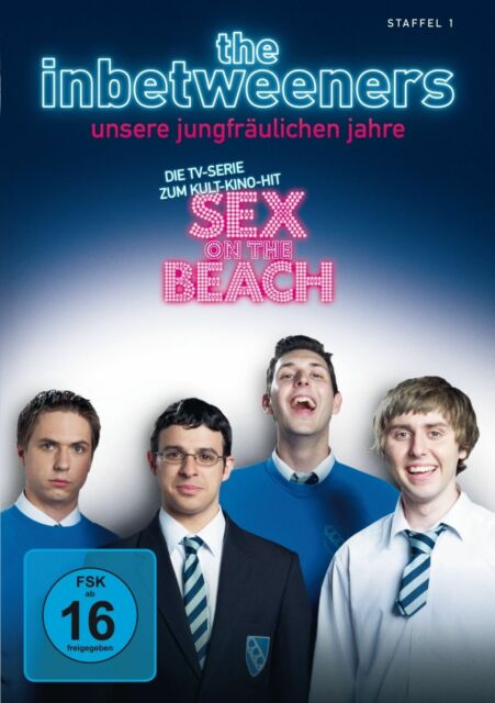 The Inbetweeners - Staffel 1 DVD neuwertig Sex on the beach