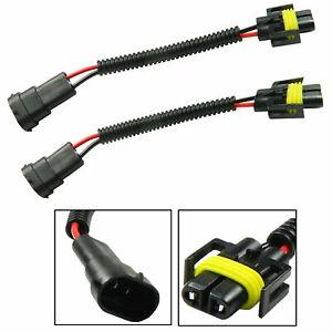 H8 H11 Bulb Repair Plug Male Headlight Socket Sockets Lamps
