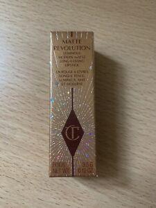 Charlotte Tilbury Brand New Matt Revolution Lipstick In Super You
