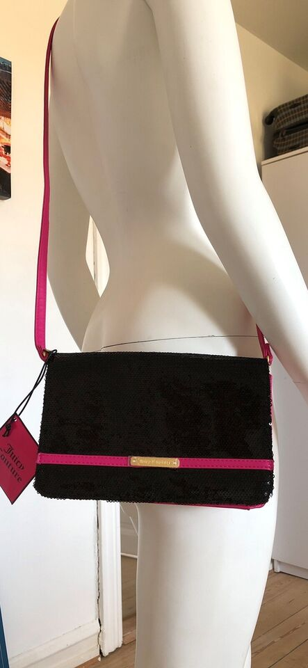 Crossbody, Juicy Couture, læderlook