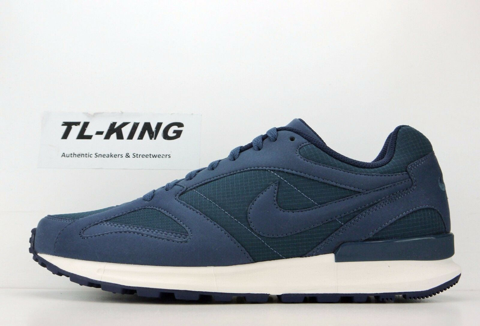 Nike Air Pegasus New Racer Squadron Blue Midnight Navy 705172 414 Msrp Price reduction New shoes for men and women, limited time discount