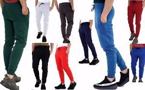 Enfants-Garcons-Filles-Pantalon-De-Survetement-Jogging-Pantalon-Trackie-Bas-Polaire-Decontracte