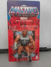 Masters Of The Universe MOTU Fisto Recarded