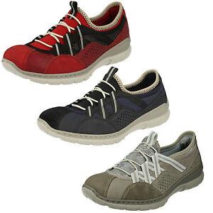 Rieker Ladies Casual Shoes L3256 | eBay